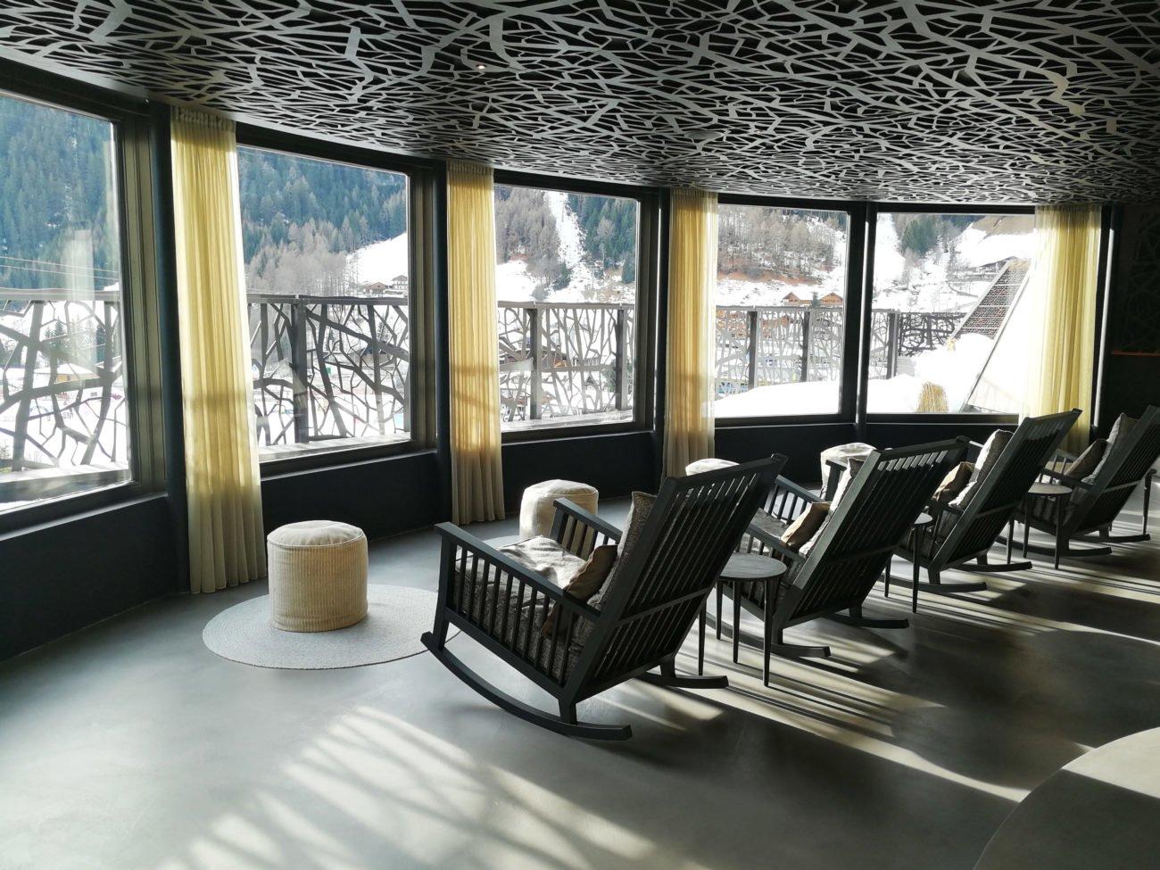 Panorama-Ruheraum Silena