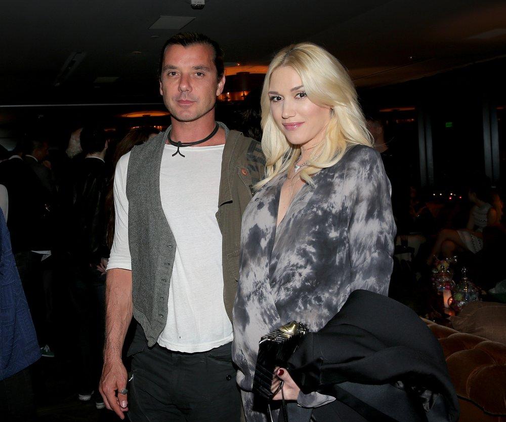 Gwen Stefani arbeitet mit Ehemann zusammen