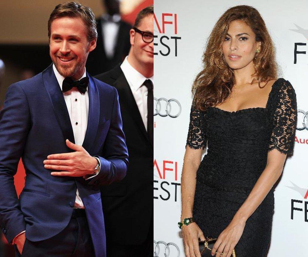Ryan Gosling: Glücklich mit Eva Mendes!