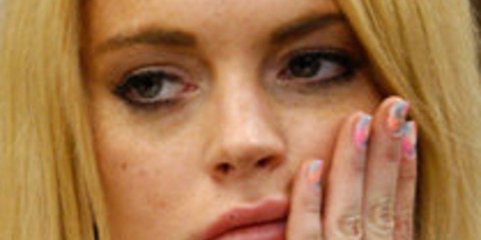 Lindsay Lohan: Spritzt sie Heroin?
