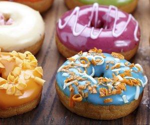 Kunterbunt und kinderleicht: Donuts selber machen