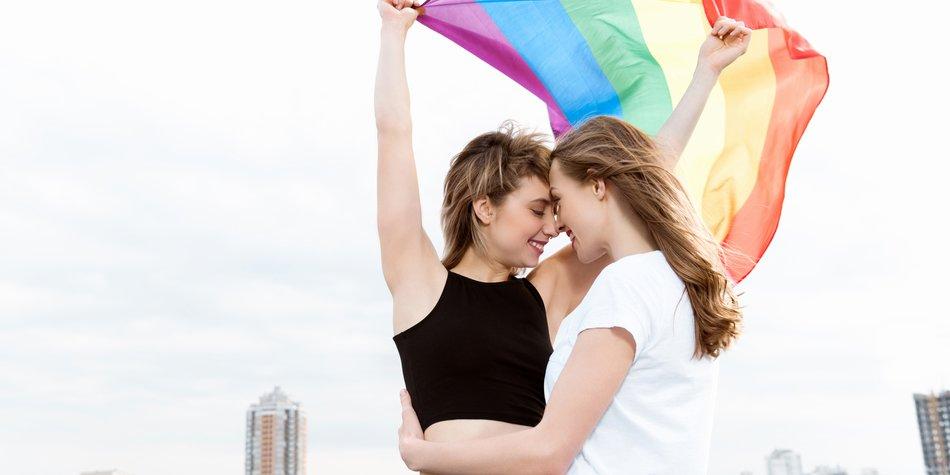 bisexuelle Frauen
