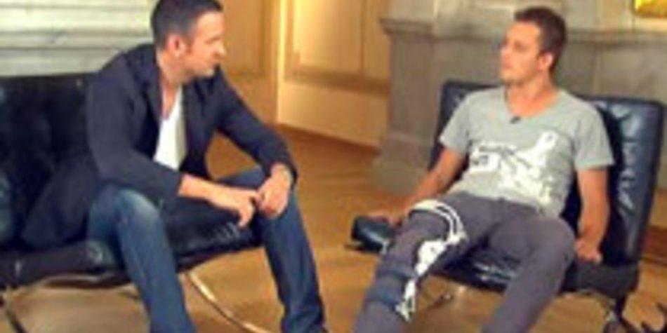 X Factor: Kandidat erfindet Kreuzbandriss