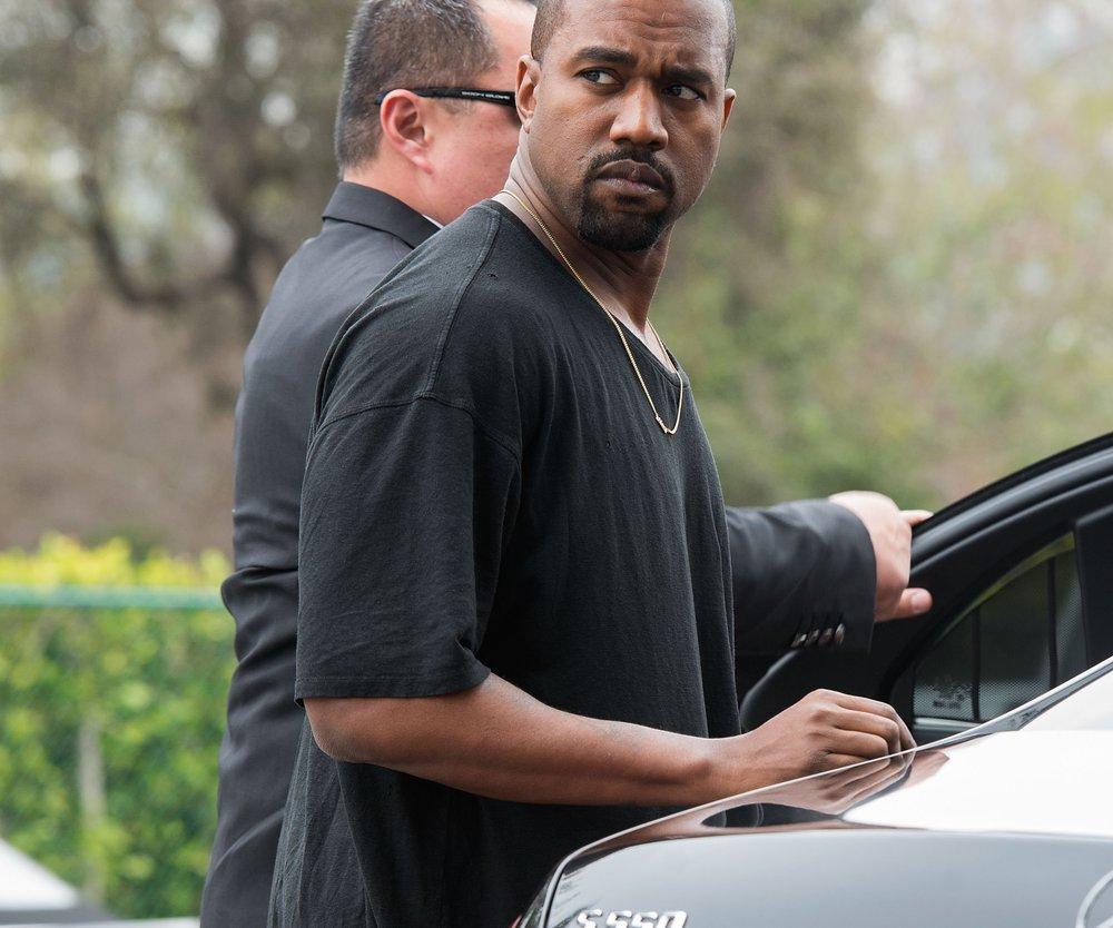 Kanye West: Ist er sauer auf Scott Disick?