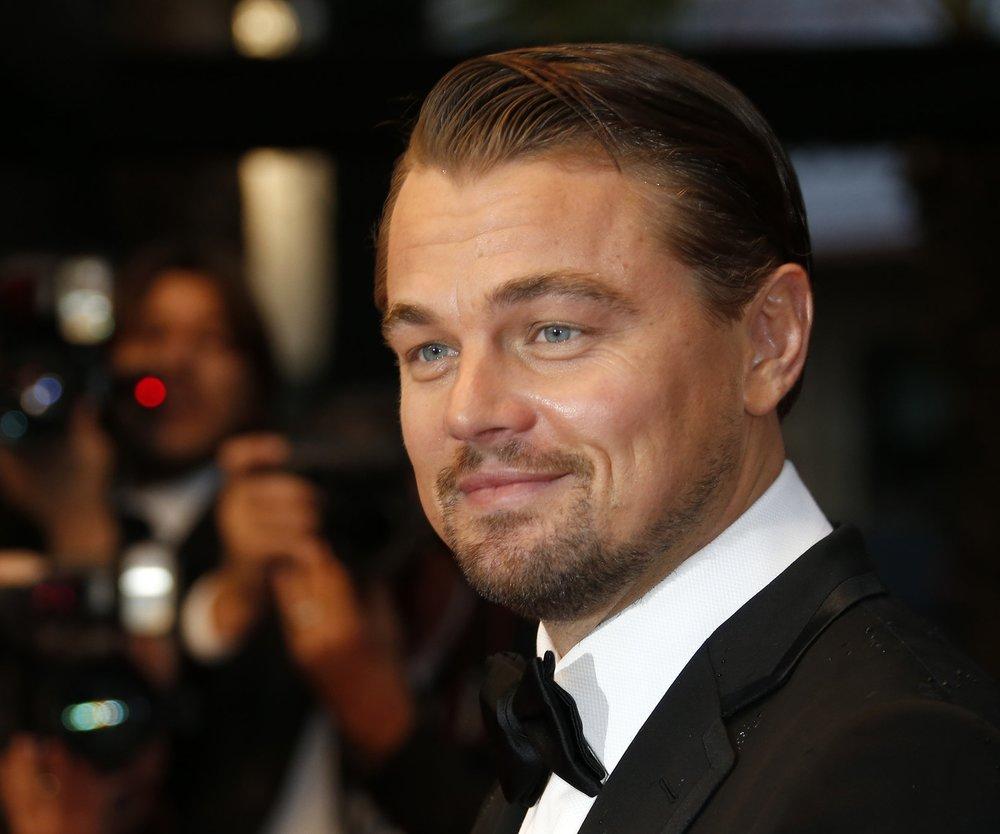 Leonardo DiCaprio fliegt ins Weltall