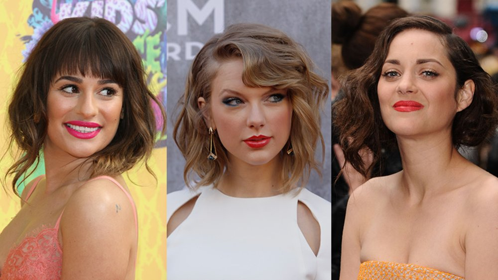 Lea Michele, Taylor und Marion