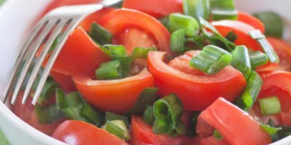Tomatensalat Dressing