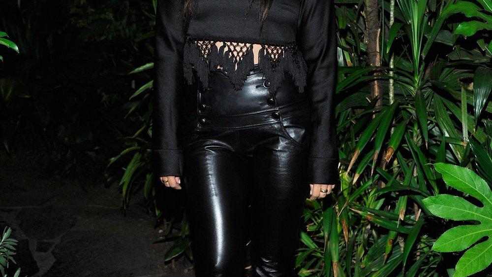 Kourtney Kardashian ist dem Sportwahn verfallen