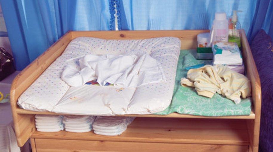 Einrichtung fürs Babyzimmer: Die Wickelkommode