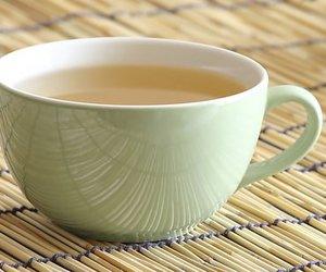 Zubereitung weißer Tee
