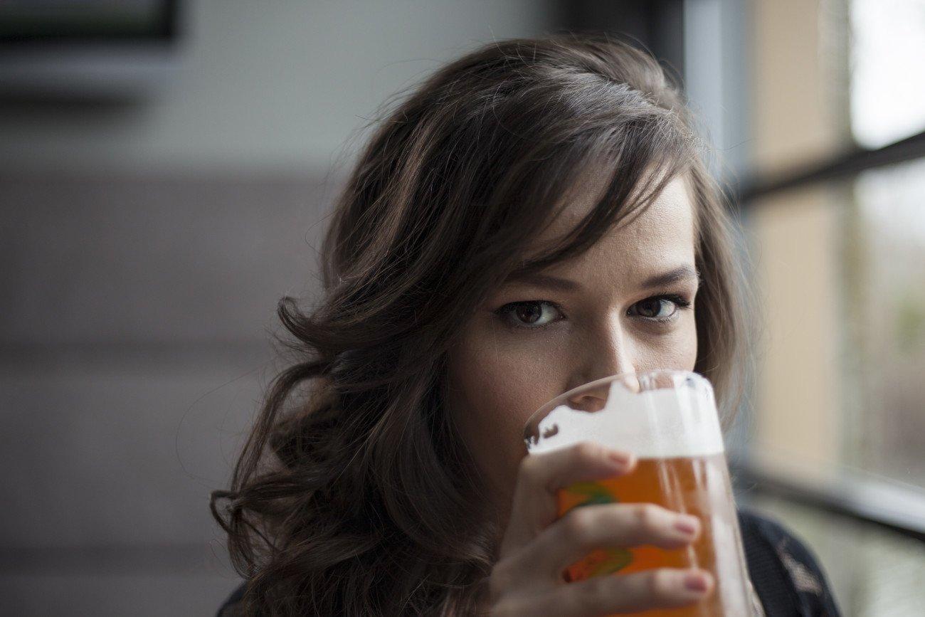Bier trinken abnehmen