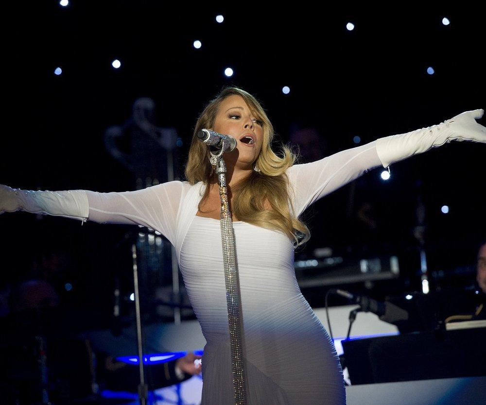 Mariah Carey versteigert ein Privatkonzert