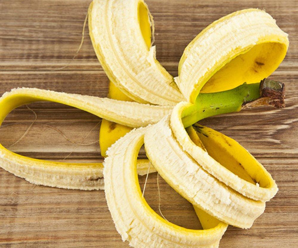Bananenschale