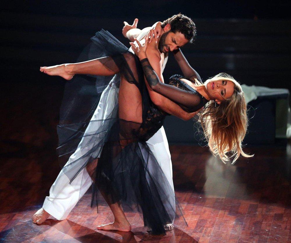 Let's Dance: Sophia Thomalla begeistert im Weihnachtsspecial