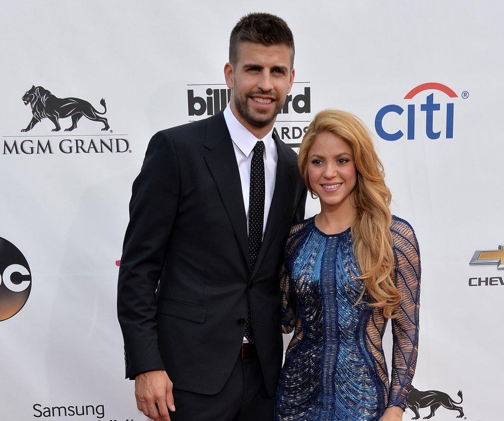 Shakira entspannt mit ihren zwei Männern