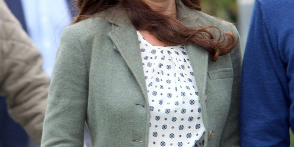 Kate Middleton richtet ihr Landhaus selber ein
