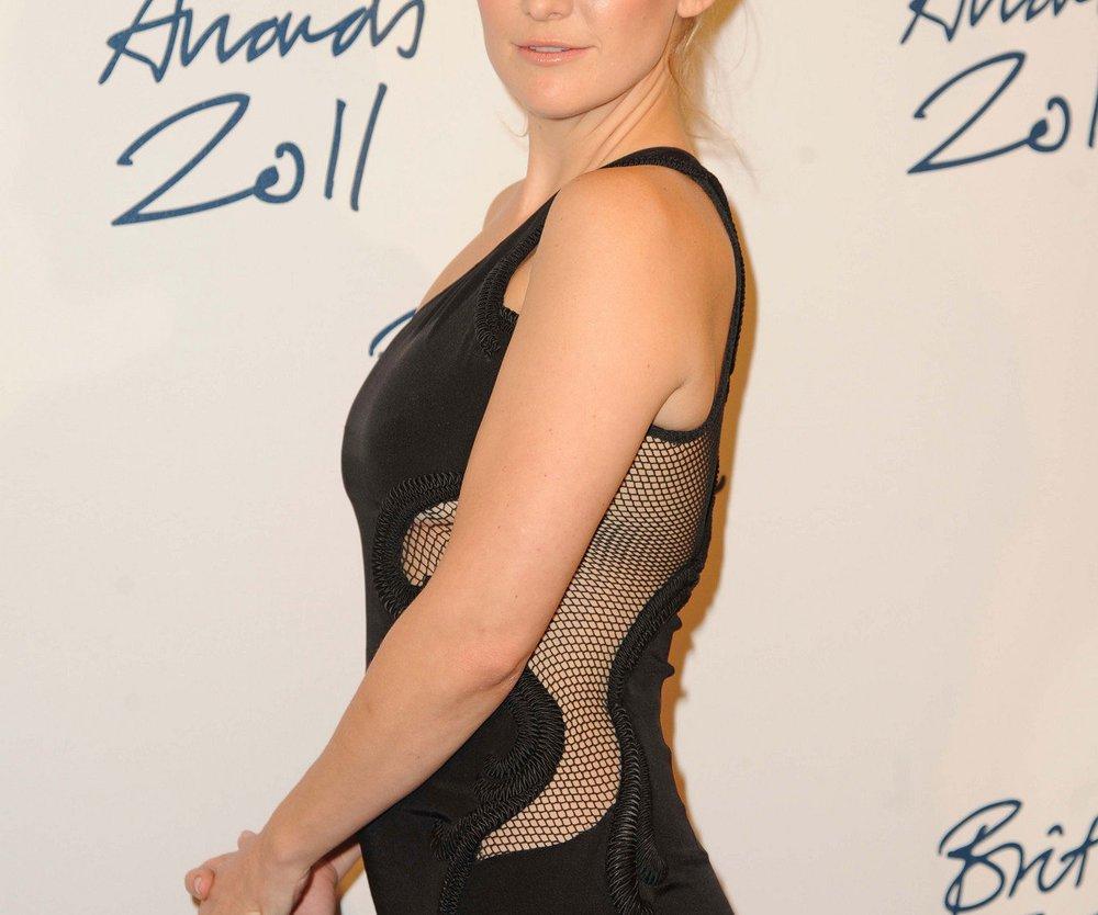 Kate Hudson ist wieder rank und schlank