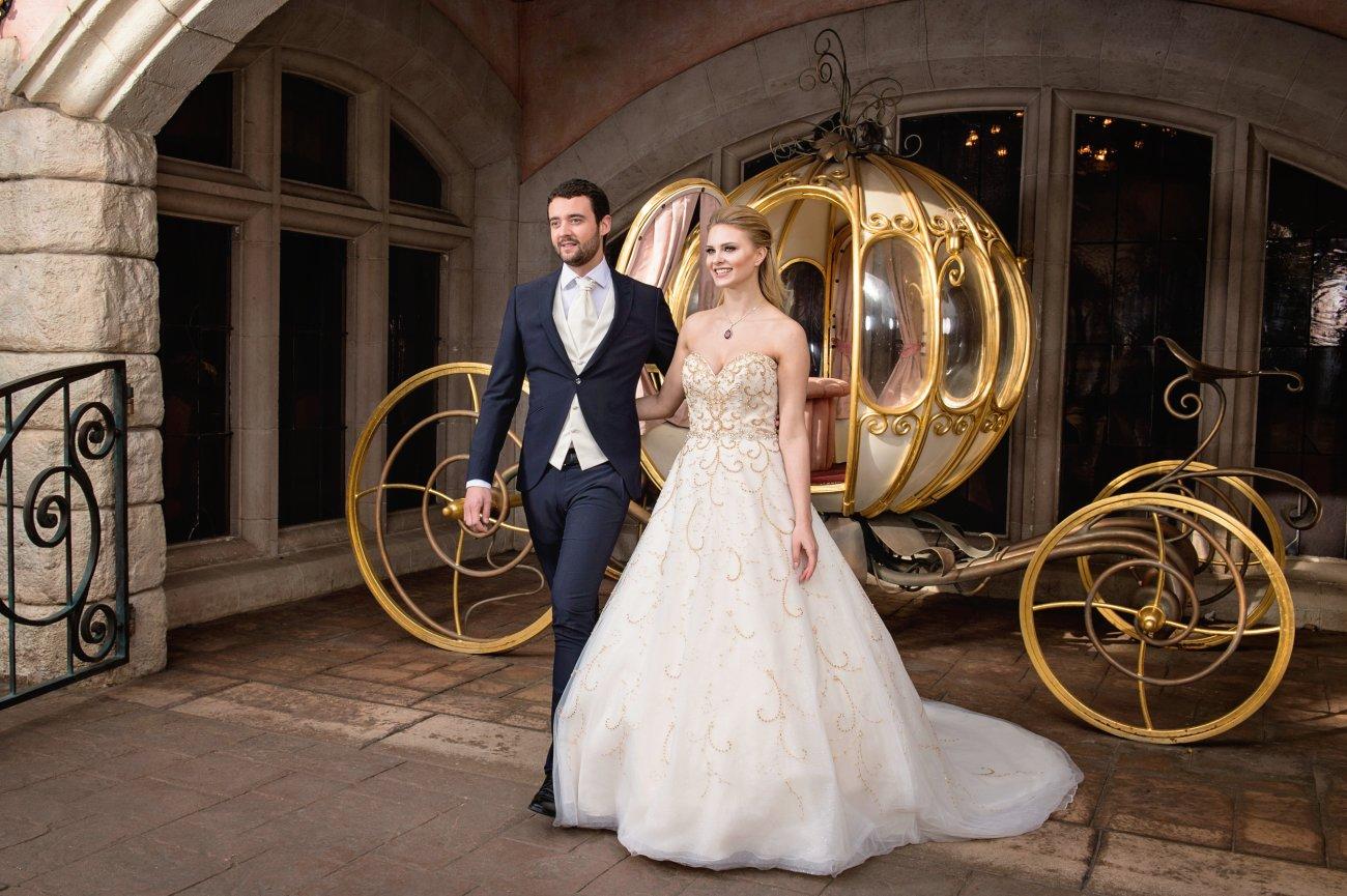 Heiraten im Disneyland Paris