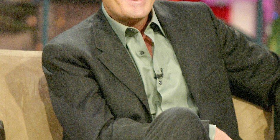 Charlie Sheen gibt Kindern Karrieretipps