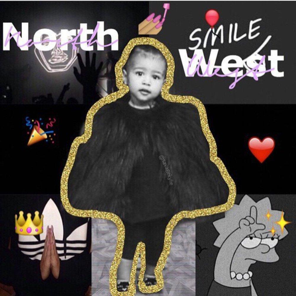 North West: So süß tanzt die kleine Nori