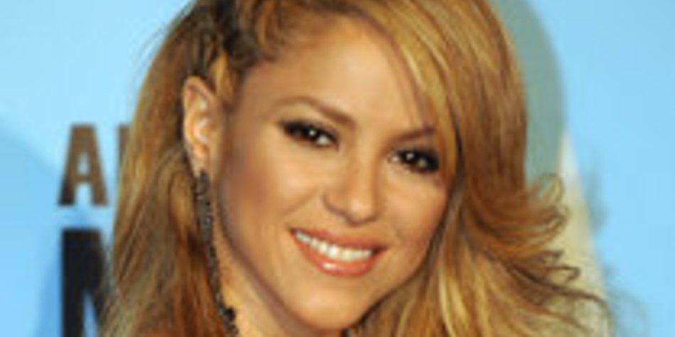 Shakira startet Talent-Wettbewerb