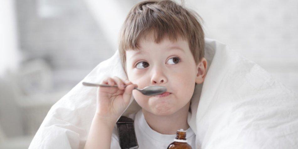 Kinderkrankheit Keuchhusten