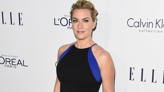 LOS ANGELES, CA - OCTOBER 19: Actress Kate Winslet attends the 22nd Annual ELLE Women in Hollywood Awards at Four Seasons Hotel Los Angeles at Beverly Hills on October 19, 2015 in Los Angeles, California. (Photo by Jason Merritt/Getty Images)