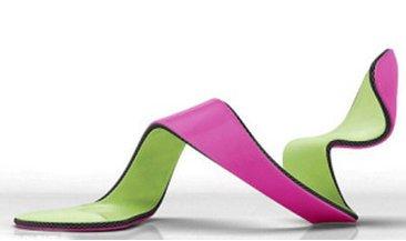 Schuhe oder moderne Kunst?