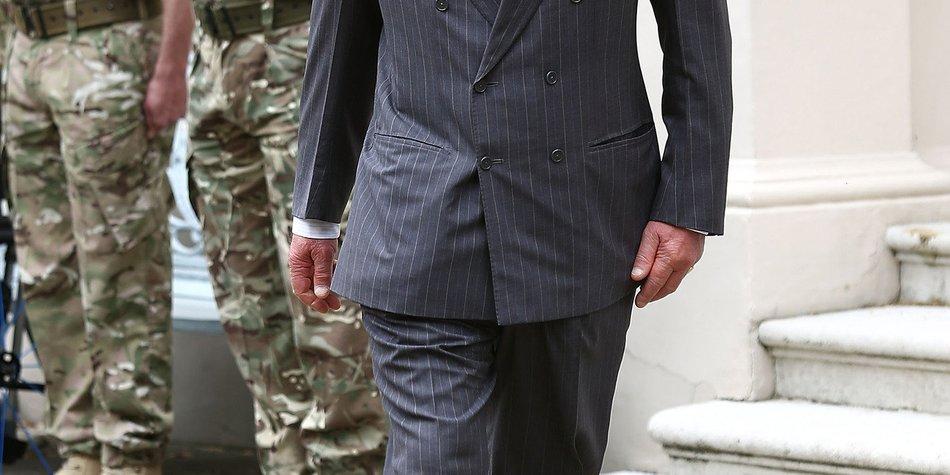 Prinz Charles: Hat er sich verplappert?