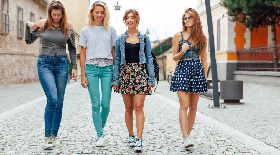 Schule Kleidung Verbot