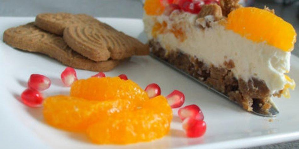 Spekulatius-Quark-Torte