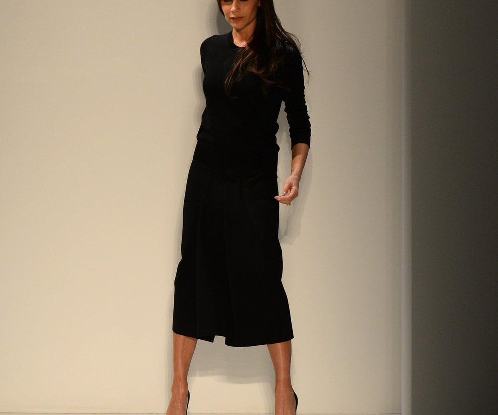 Victoria Beckham hat ihre Fashionshow abgesagt!