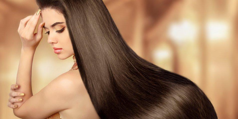 Haarverlängerung selber machen