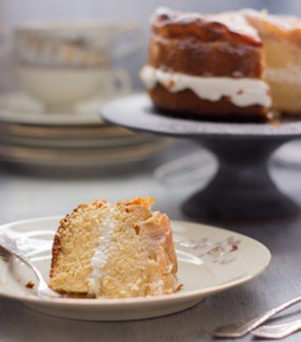Foodbloggerin Simone weiß, wie man Apfeltorte macht