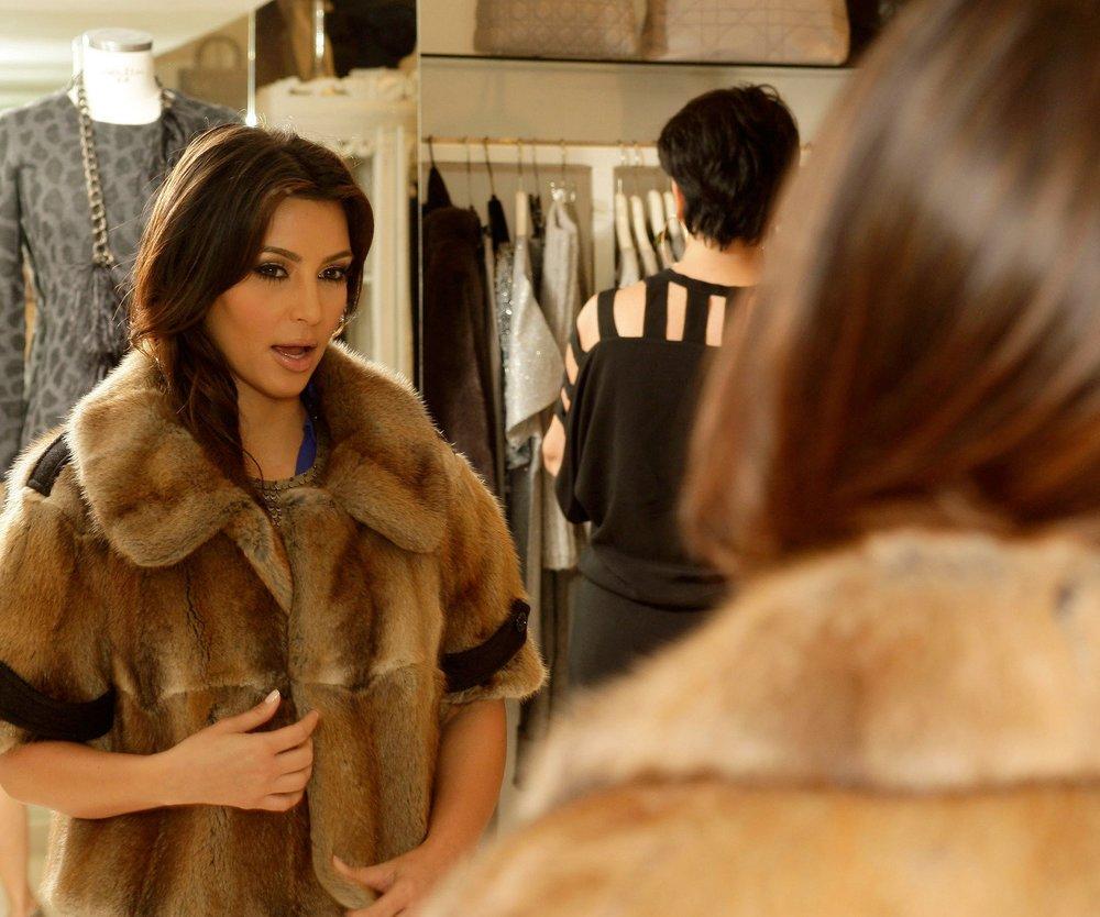 Kim Kardashian kriegt Ärger