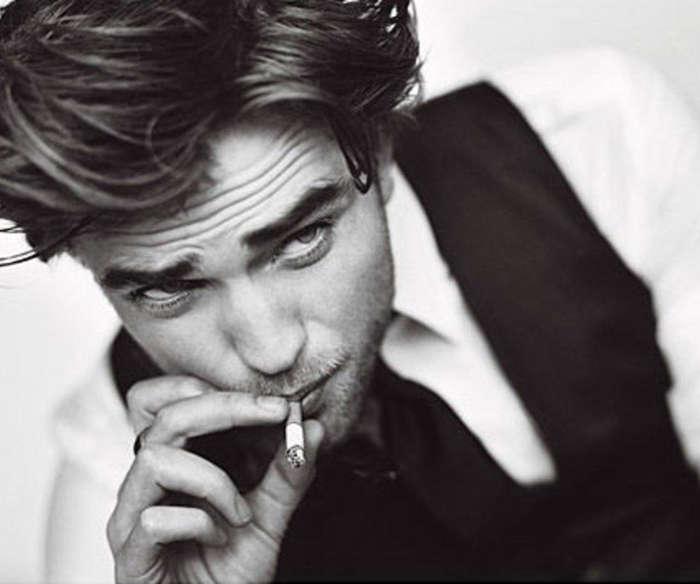 Robert Pattinson: Ein großer Kiffer?