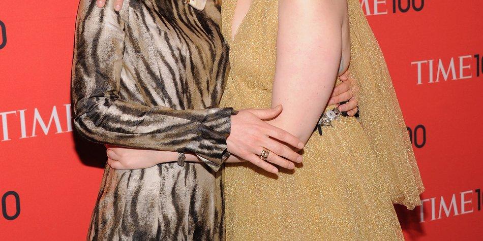 Lena Dunham schwärmt für Claire Danes