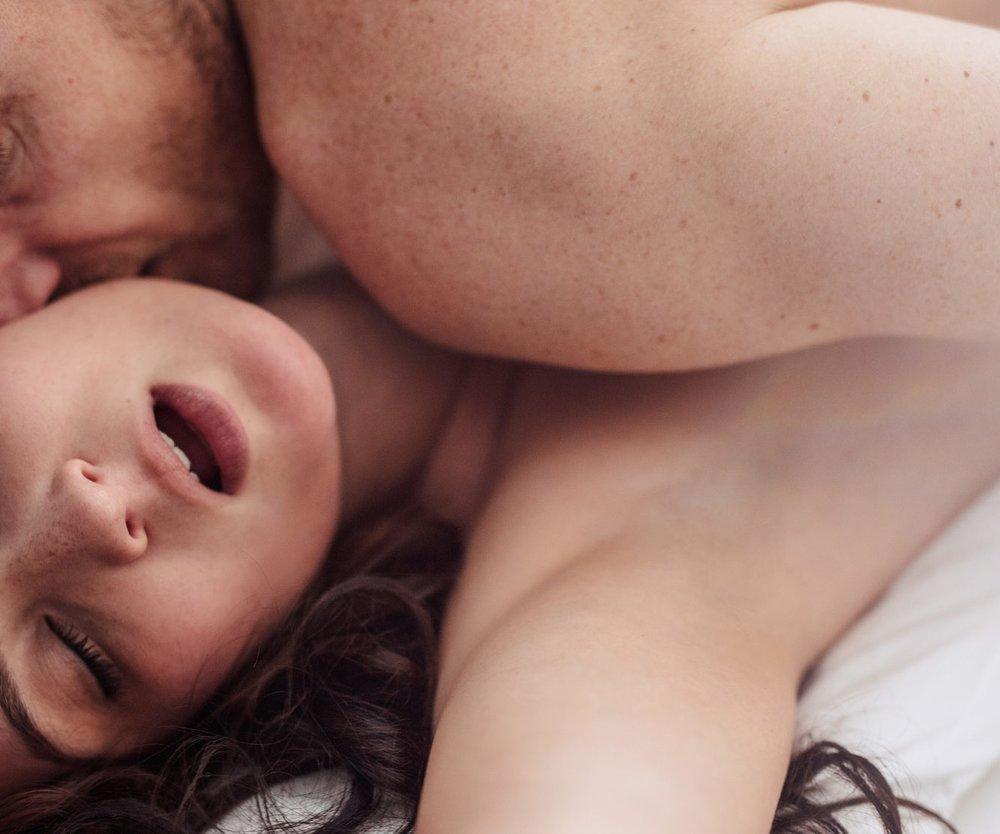 Intimität beim Sex