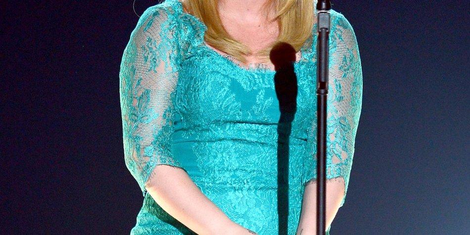 Kelly Clarkson mit Babybauch gesichtet