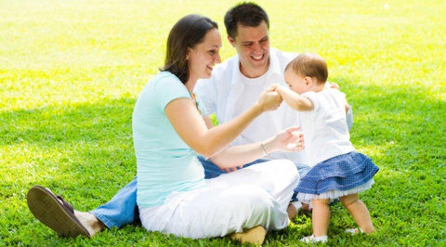 Mutter fördert Gehirn-Entwicklung