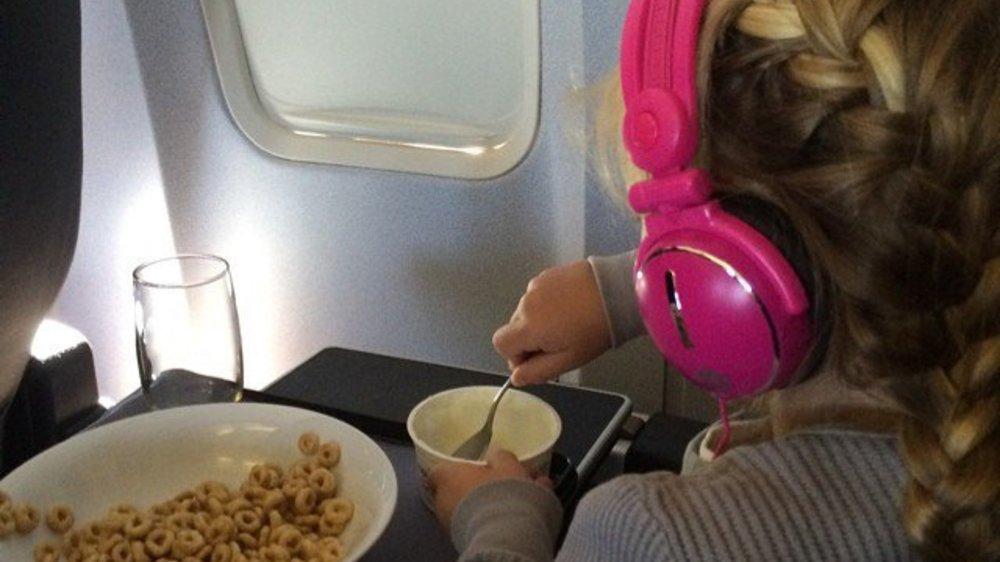 Pink: Ihre Tochter fliegt First Class
