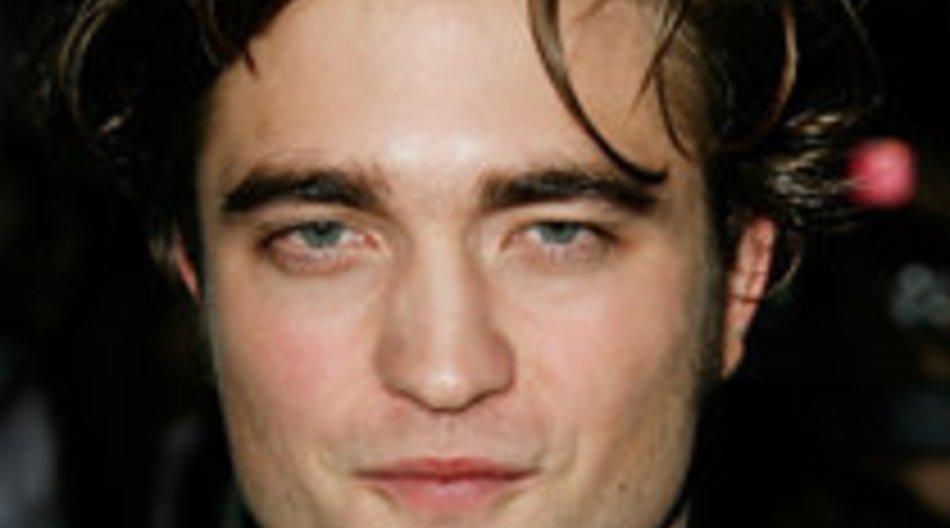 Robert Pattinson - der Star aus Twilight