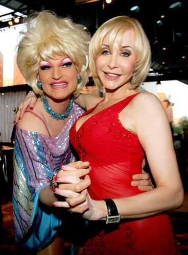 Film-Darstellerin Dolly Buster drehte viele Erotikfilme