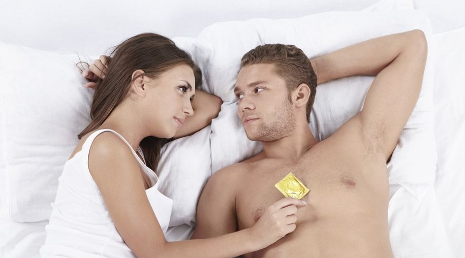 Ohne Kondom