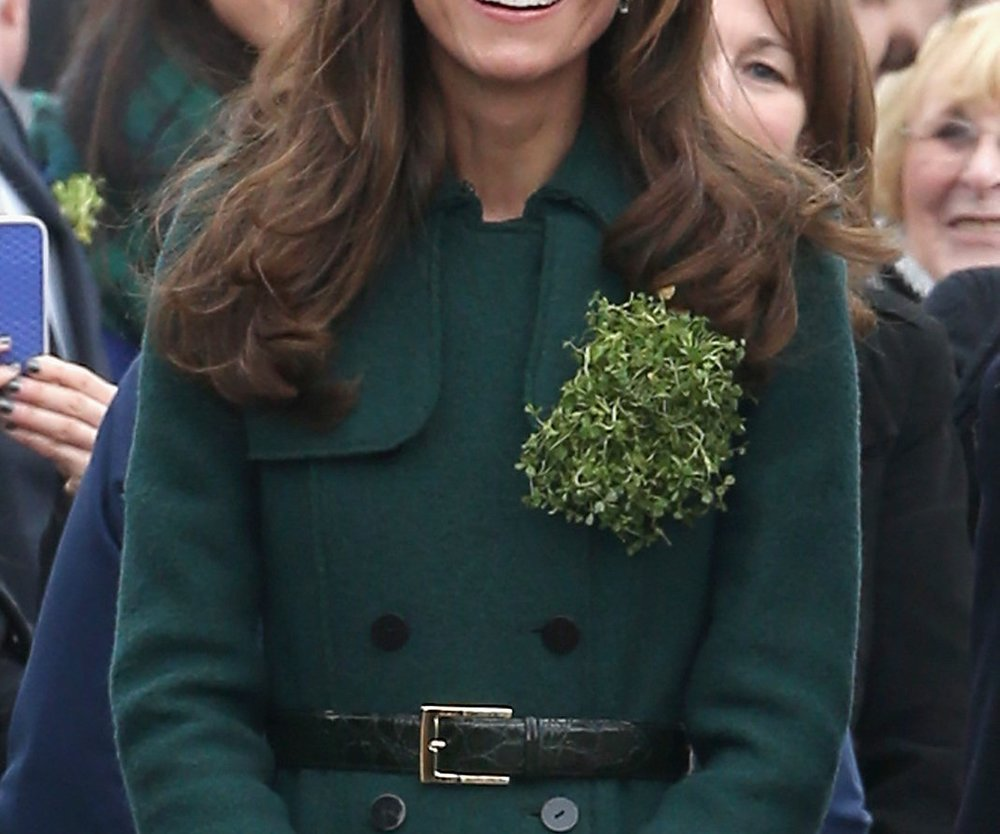 Kate Middleton feiert erstmals Muttertag