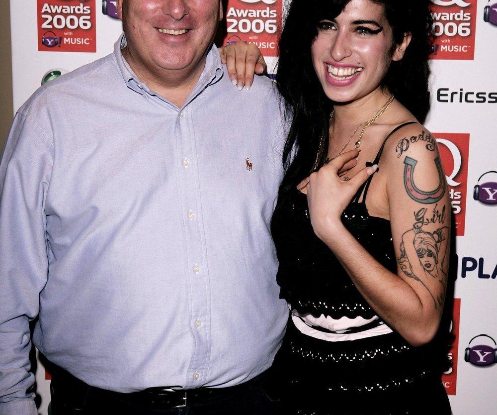 Amy Winehouse starb glücklich