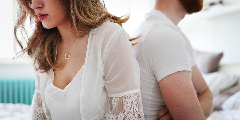 Ich liebe meinen Mann nicht mehr