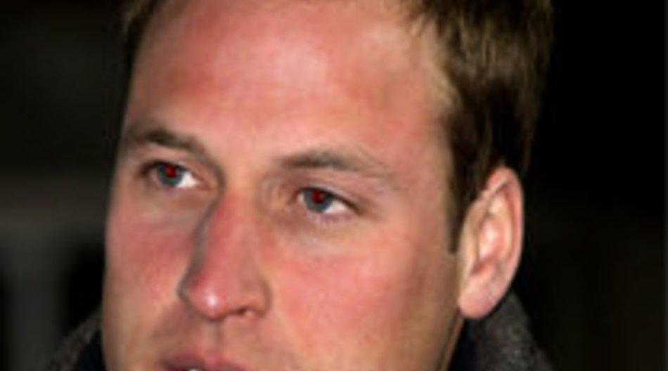 Prinz William ist Militärhubschrauber-Pilot