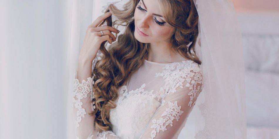 Brautfrisuren selber machen