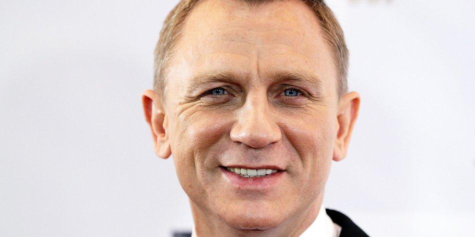 Daniel Craig will zum Beauty-Doc